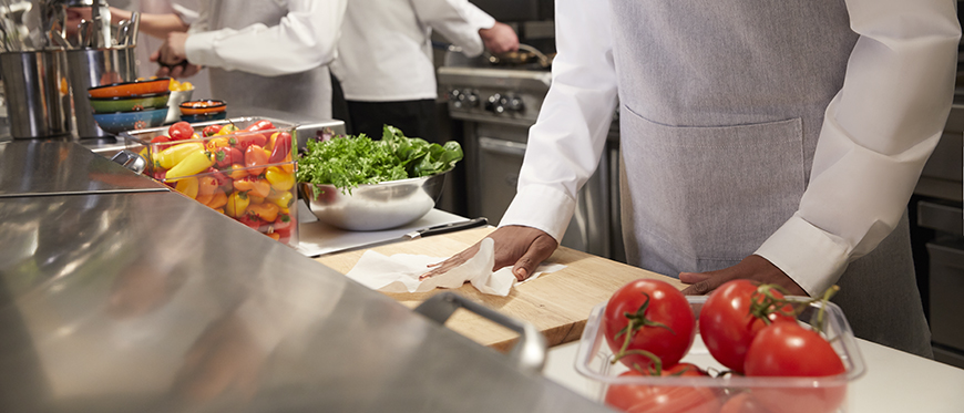 restaurant suface hygiene importance