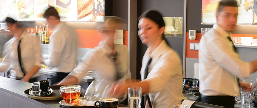 Identify restaurant time thieves and how to eliminate